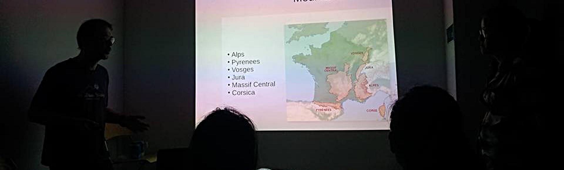Conférences sur Taipei