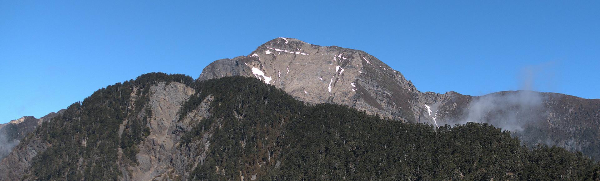 Escapade à Xueshan, la montagne enneigée